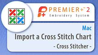Import a Cross Stitch Chart