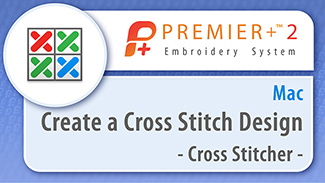 Create a Cross Stitch Design