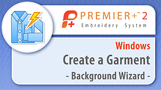 Create a Garment Background